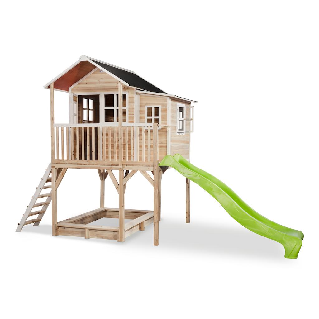 Maisonnette en bois EXIT Loft 750 - naturelle
