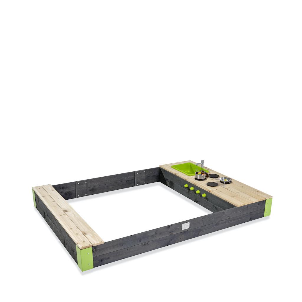 SORTIE Aksent en bois 200x140cm