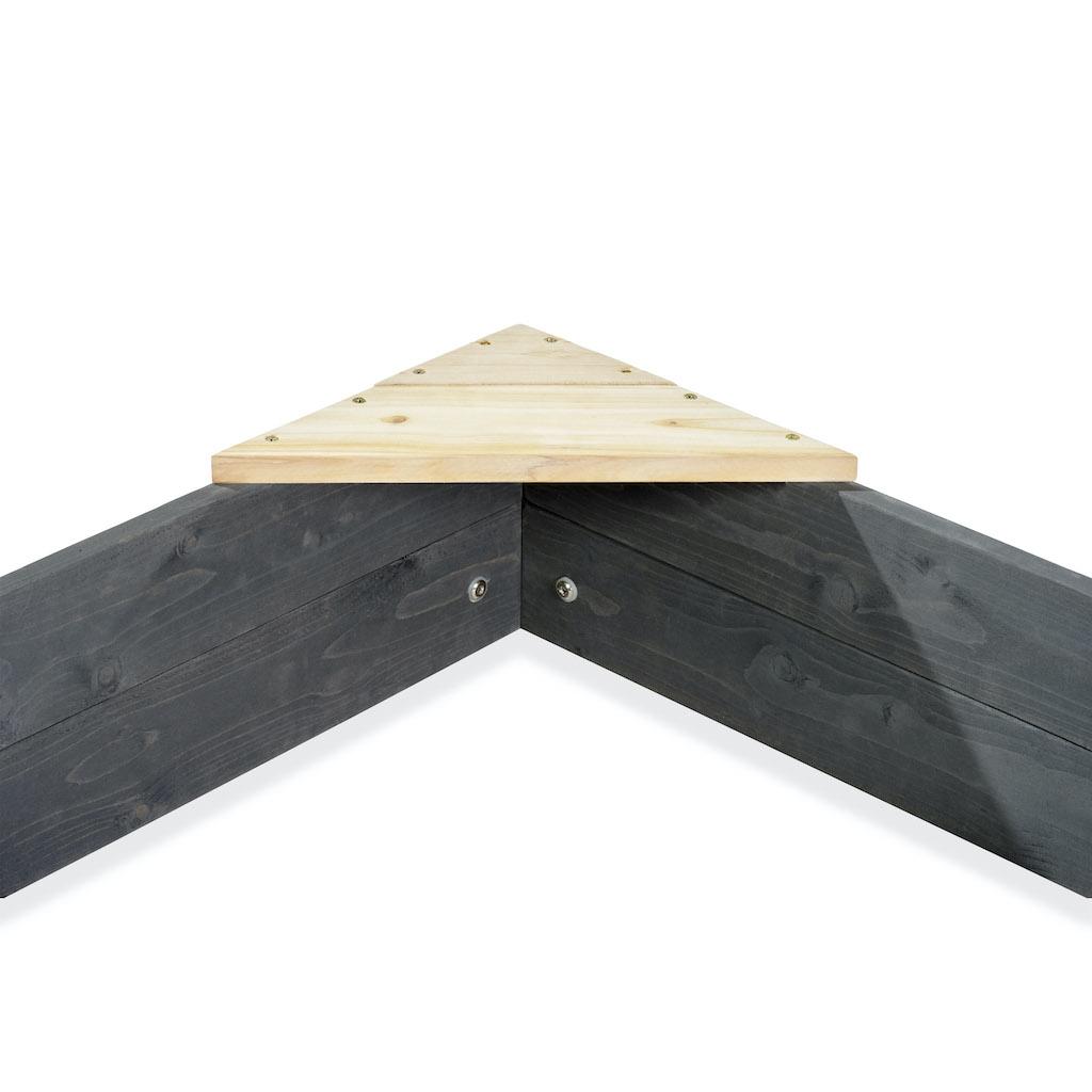 EXIT Aksent houten boot 190x90cm
