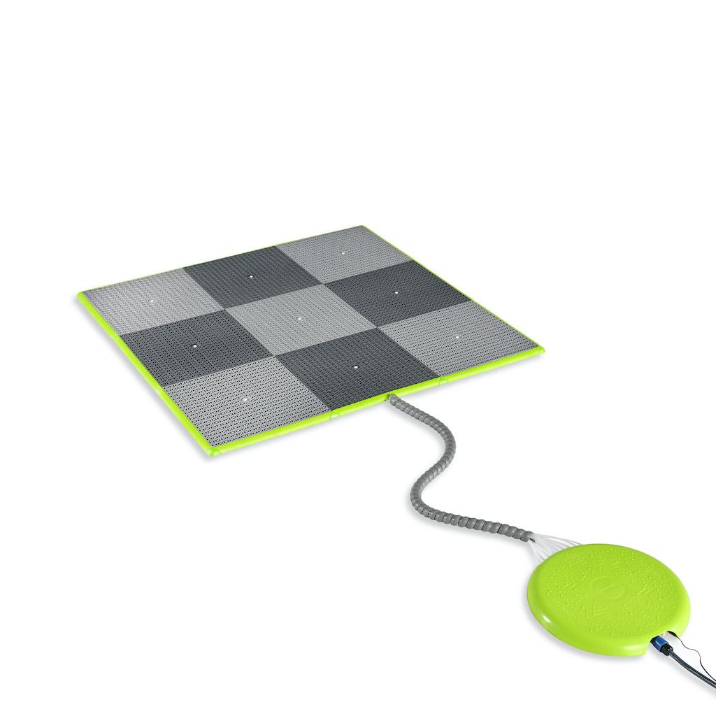 EXIT Sprinqle jeux d'eau tuiles 150x150cm