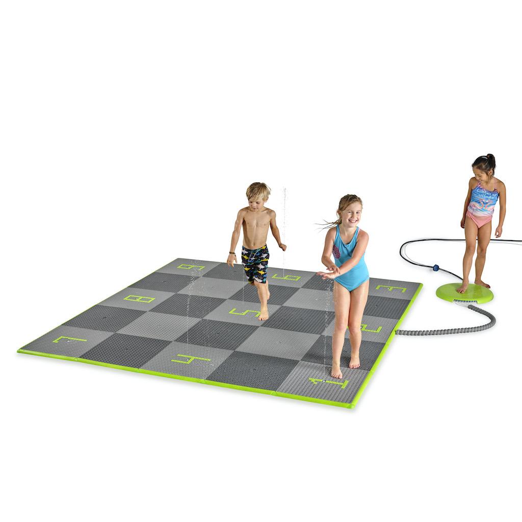 EXIT Sprinqle water speeltegels 250x250cm