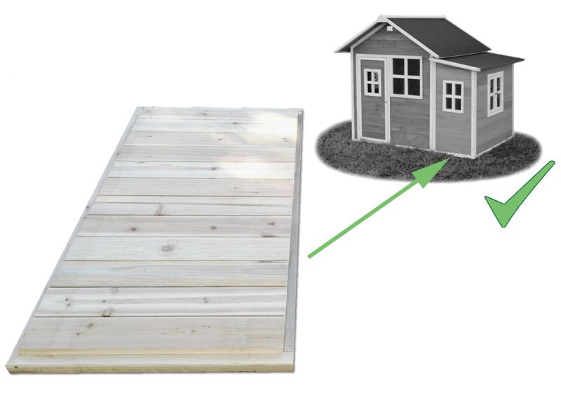 EXIT Floorboards pour Loft 150