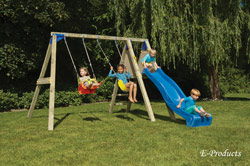 <BIG><B>Blue Rabbit Deckswing 9 cm</B></BIG>
