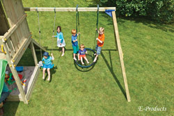<BIG><B>Blue Rabbit Swing</B></BIG>