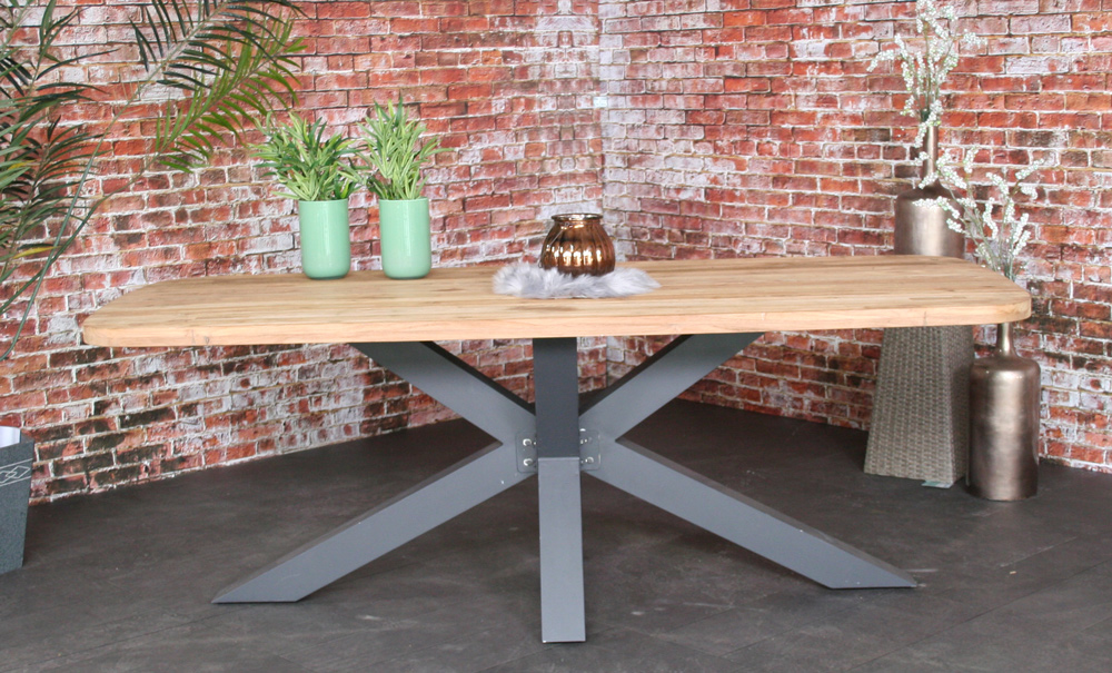 <BIG><B>Table en teck Brighton 220 cm</B></BIG>