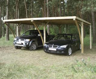 Carport Carpi | 600x500 cm