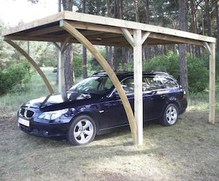 Carport Lido | 300 x 500 cm