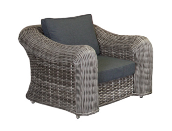 <BIG><B>Mila wicker stoel</B></BIG>