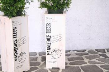 Helena Plantenbak vierkant 30x30cm