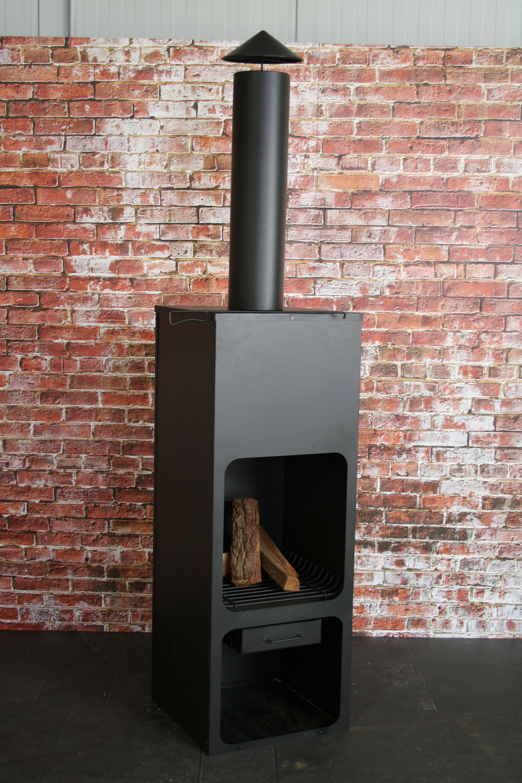 Patio cheminée Hotpot