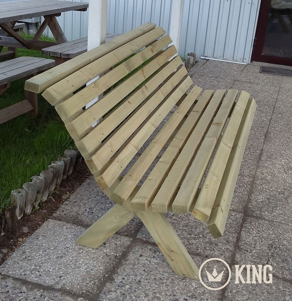 <BIG><B>KING ® Rudolf Table de jardin 175 cm</B></BIG>