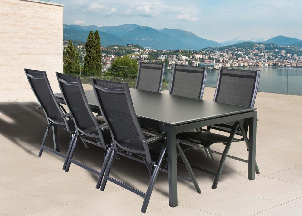 Table Milano 220x100cm