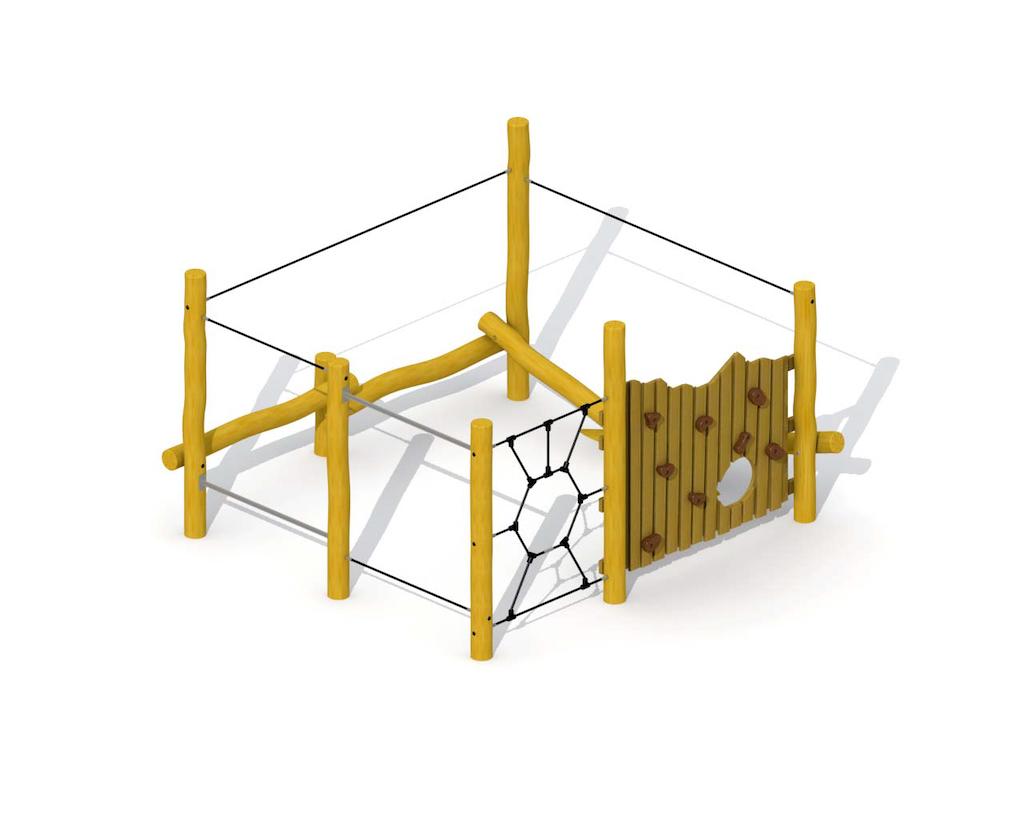 Cage de singe