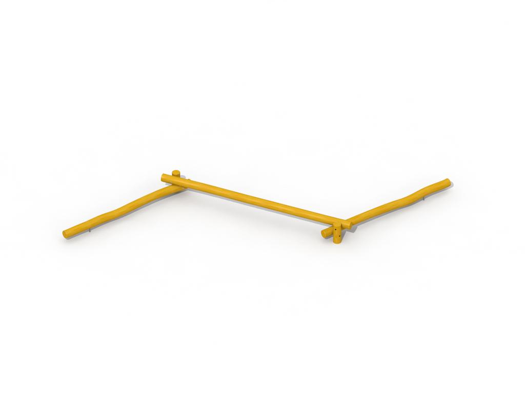 Evenwichtsbalk (3-delig)