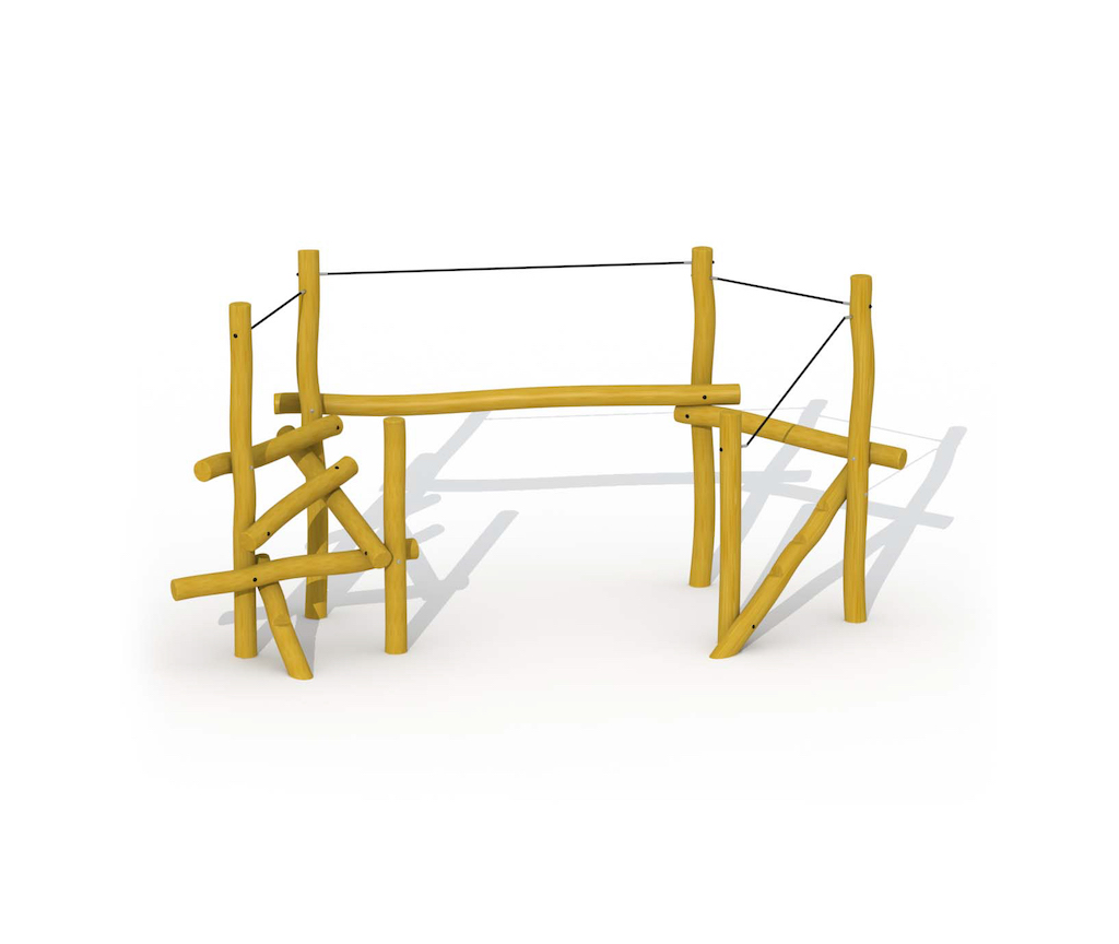Ravijnbrug (Trap)