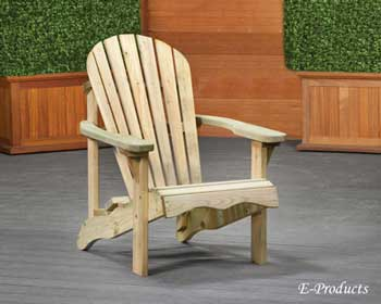 <BIG><B>Relax stoel miami grenen</B></BIG>