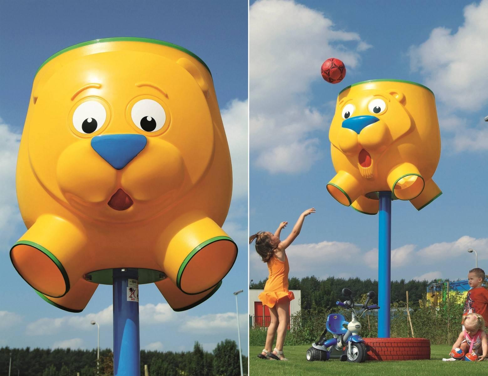 Attrape-balle Beertje-Leeuwtje