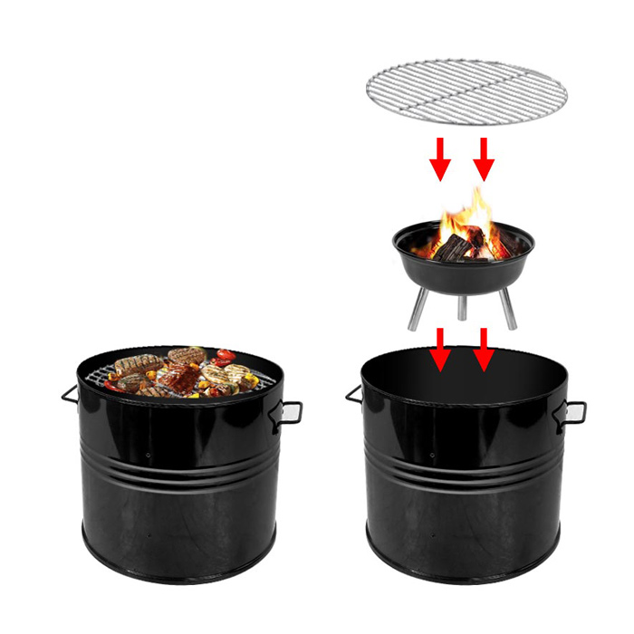 <BIG><B>Barrel BBQ XL</B></BIG>