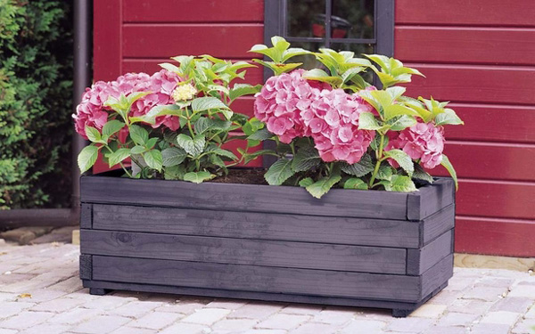 <BIG><B>KING &#174; Jardini&egrave;re rectangle (32 x 92 x 42 cm)</B></BIG>