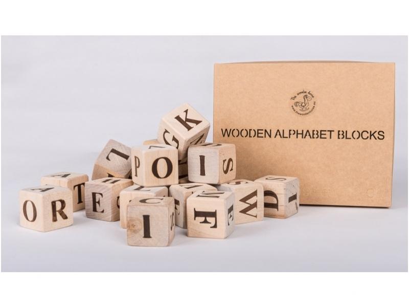 Blokken alfabet