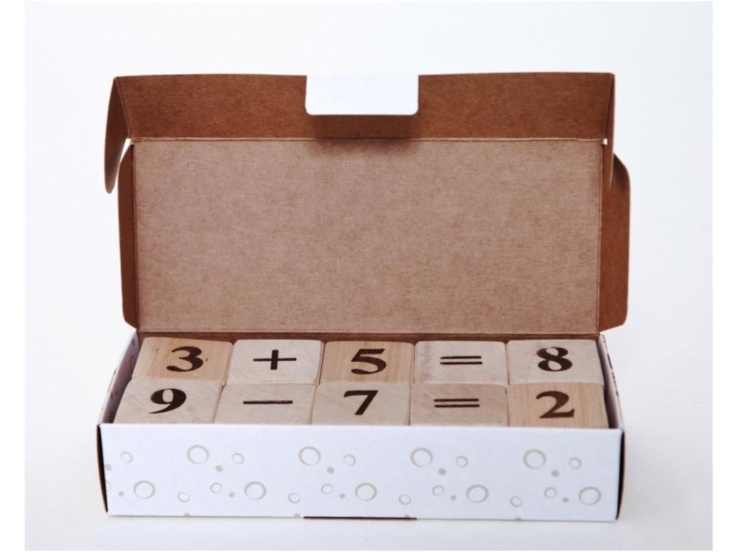 Blokken cijfers