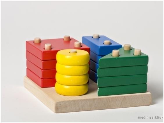 Blokken figuren