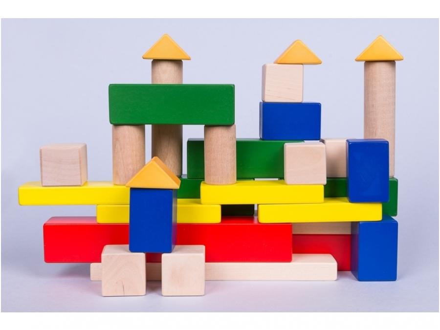 Blokken kasteel