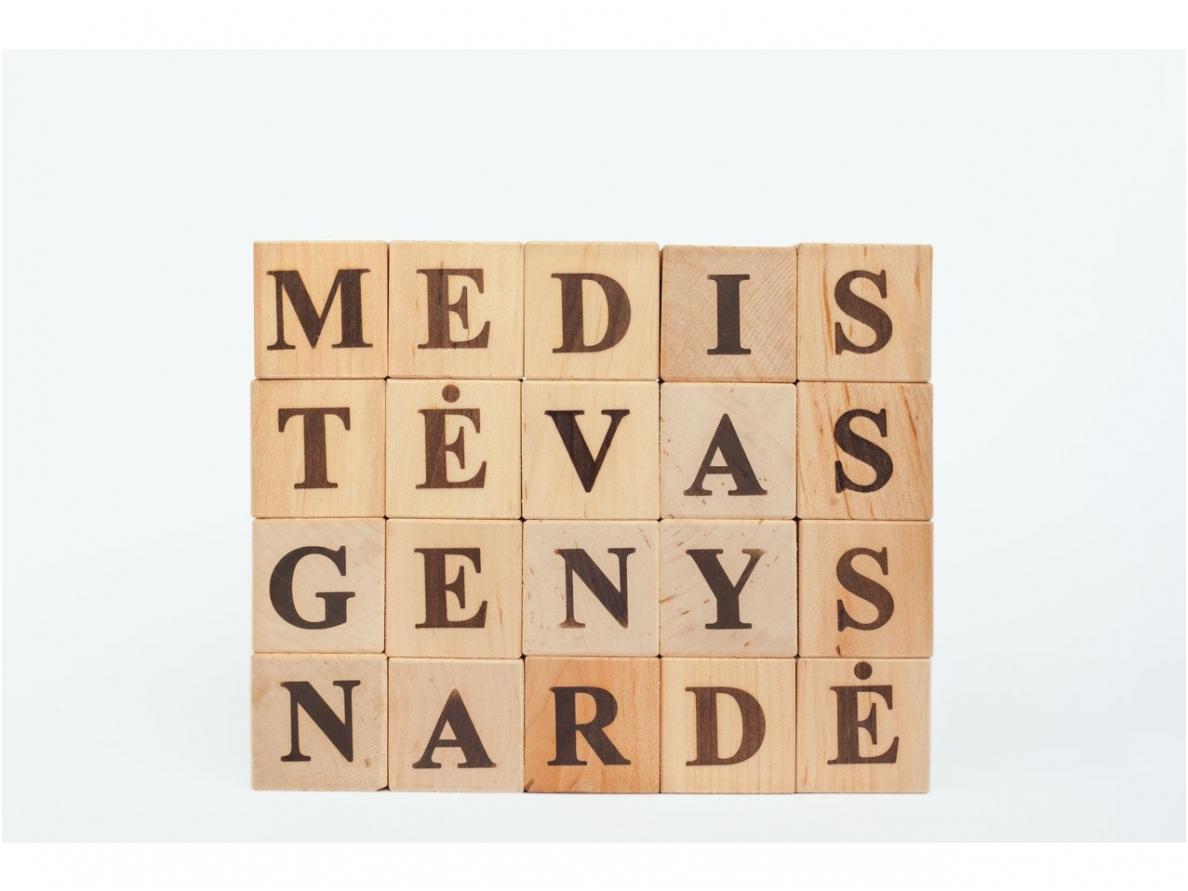 Blokken letters