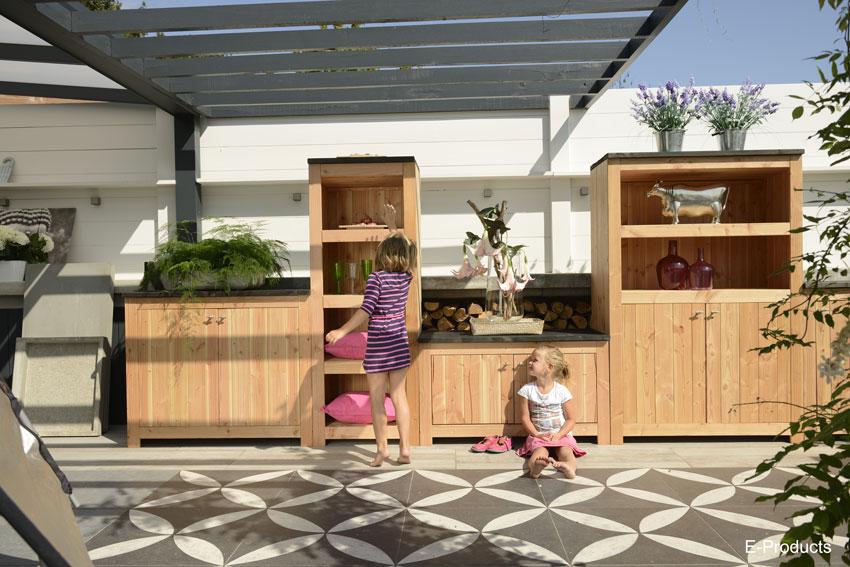 Houten Buiten Keuken : Houten buitenkeukens buitenkeuken buitenkeuken