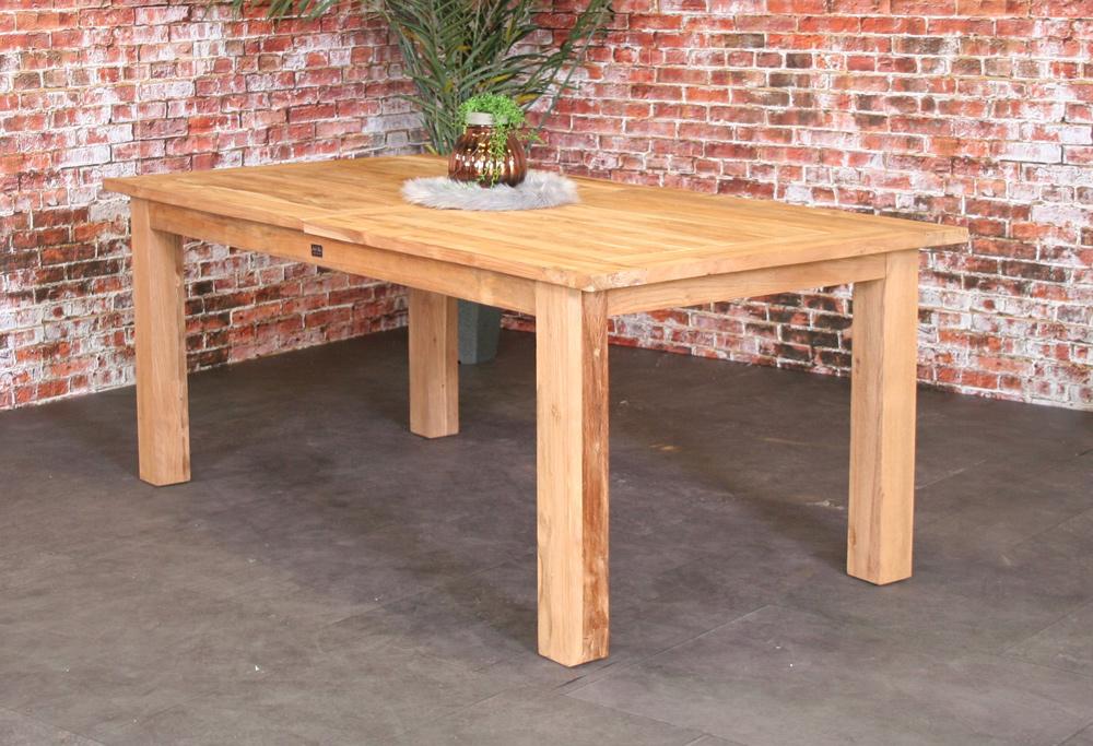 Charleston Teak Nesting Tisch 200 / 260x100cm