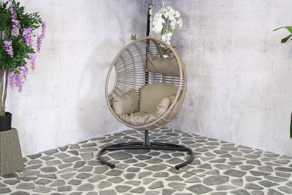 <BIG><B>Pastime Relax Chair KD Couleur sable</B></BIG>