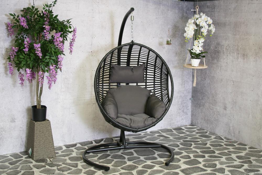 <BIG><B>Pastime Relax Chair KD Noir</B></BIG>