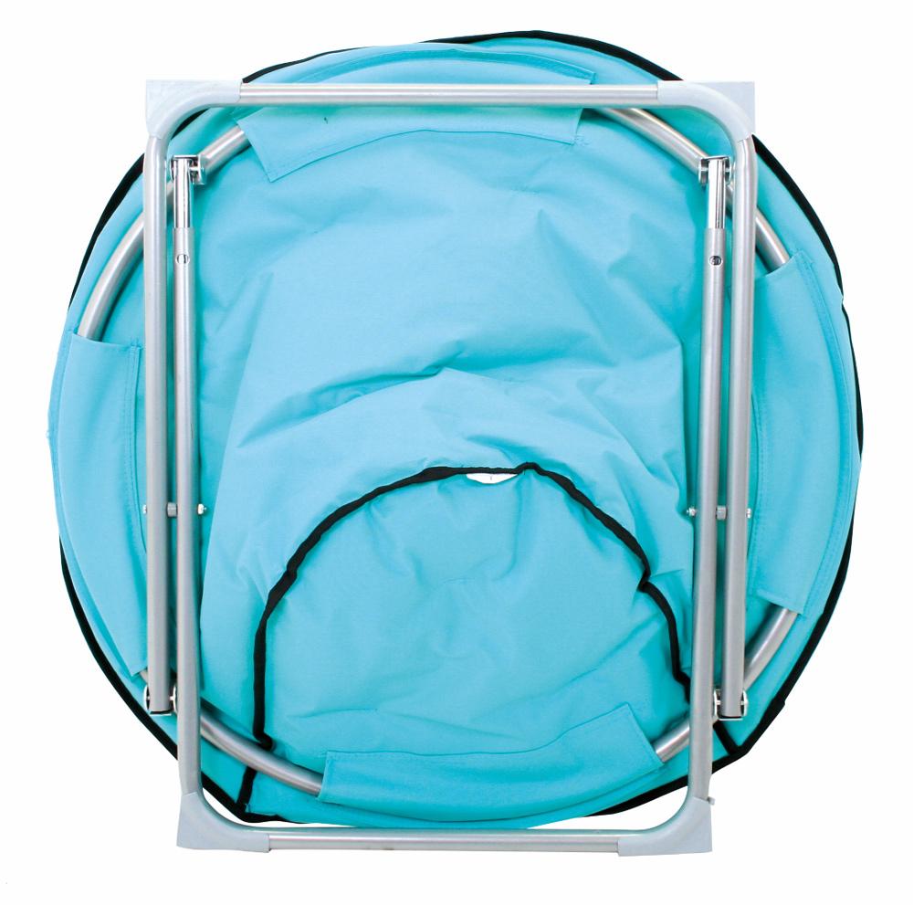 <BIG><B>Chaise confort EaZy bleu</B></BIG>