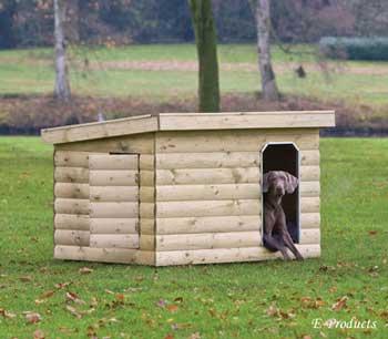 <BIG><B>Hondenhok Bulldog (110 x 150 cm)</B></BIG>