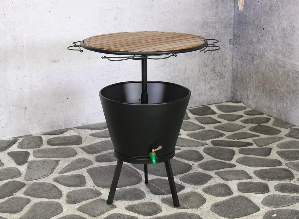 Provence icebucket tafel