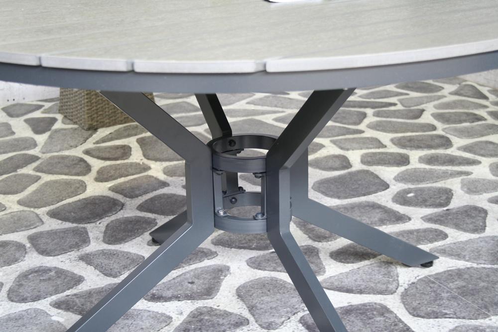 <BIG><B>Table à manger ronde 140 cm Millennium</B></BIG>