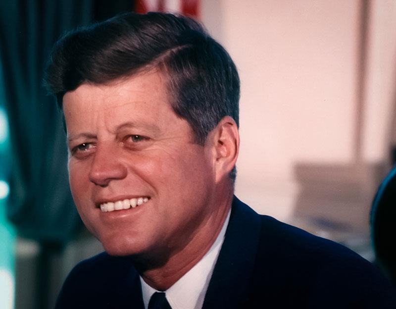 Tuinkast Kennedy