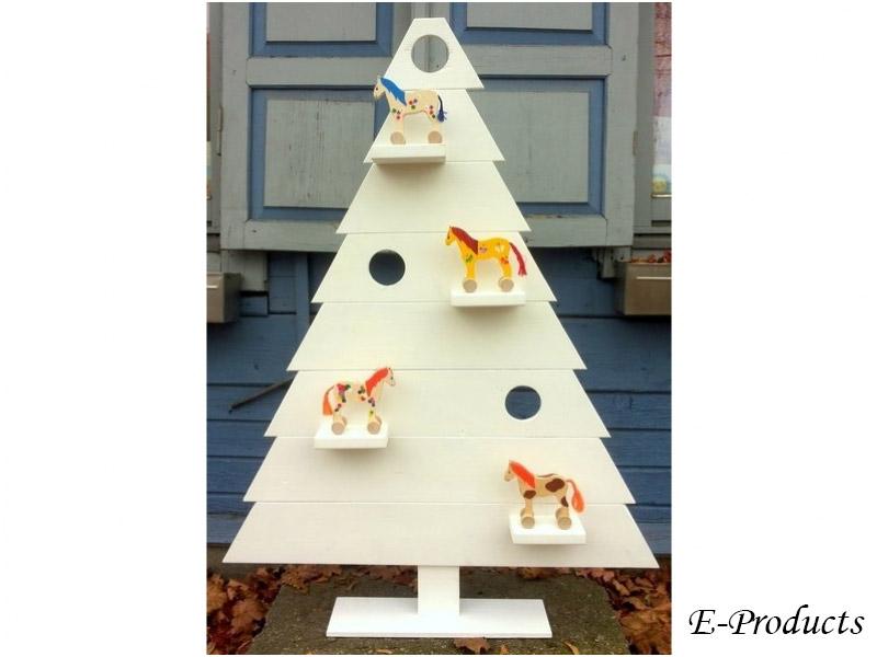 <BIG><B>Decoratieve kerstboom - wit</B></BIG>