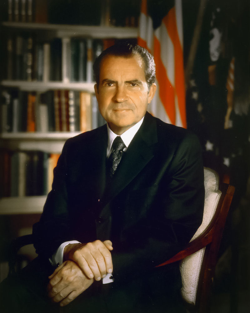 Tuinkast Nixon