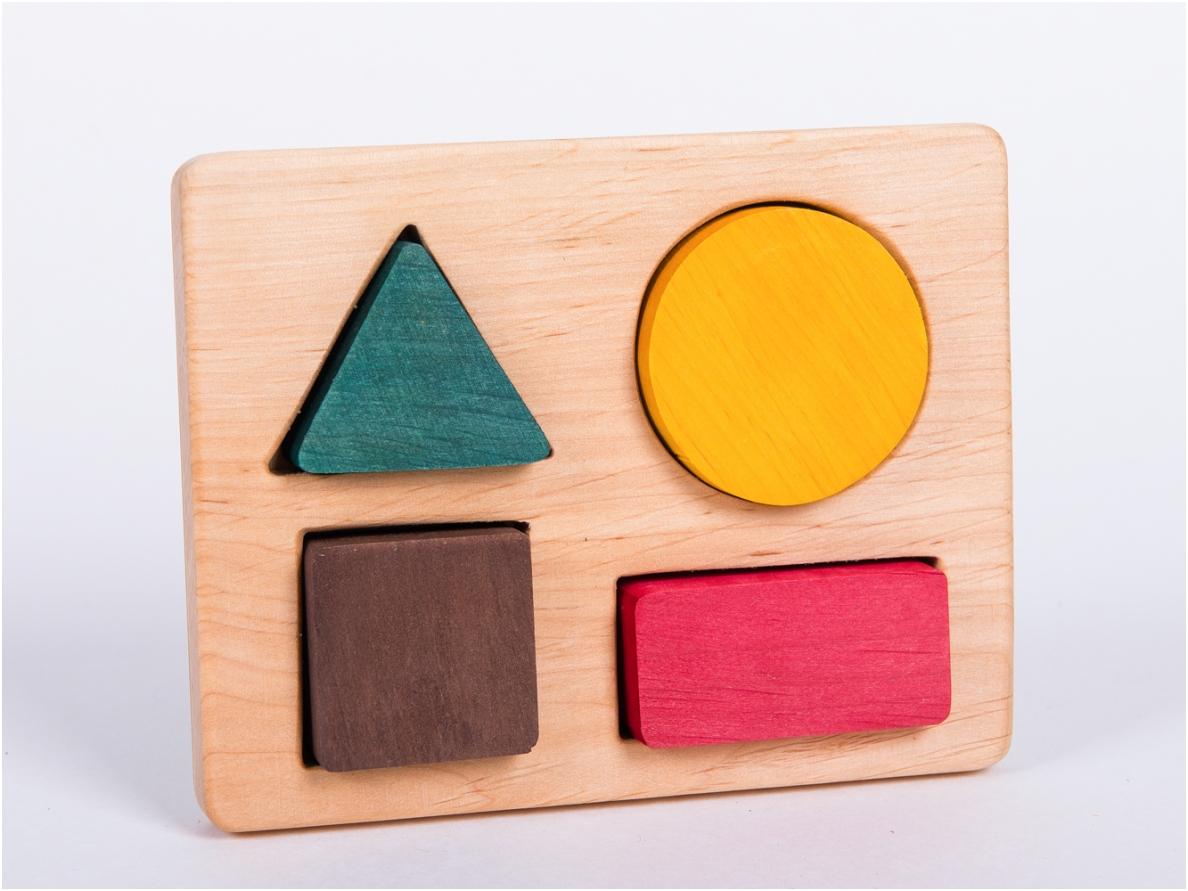 Geometrie-puzzel