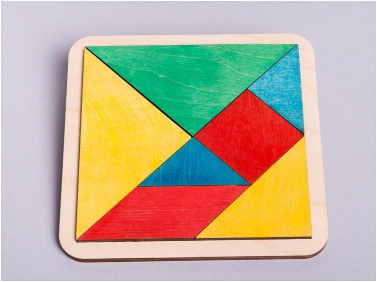 Puzzel Tangram