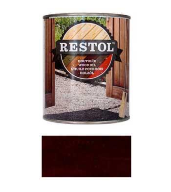 <BIG><B>RESTOL HOUTOLIE DONKEREIKEN (1 liter)</B></BIG>