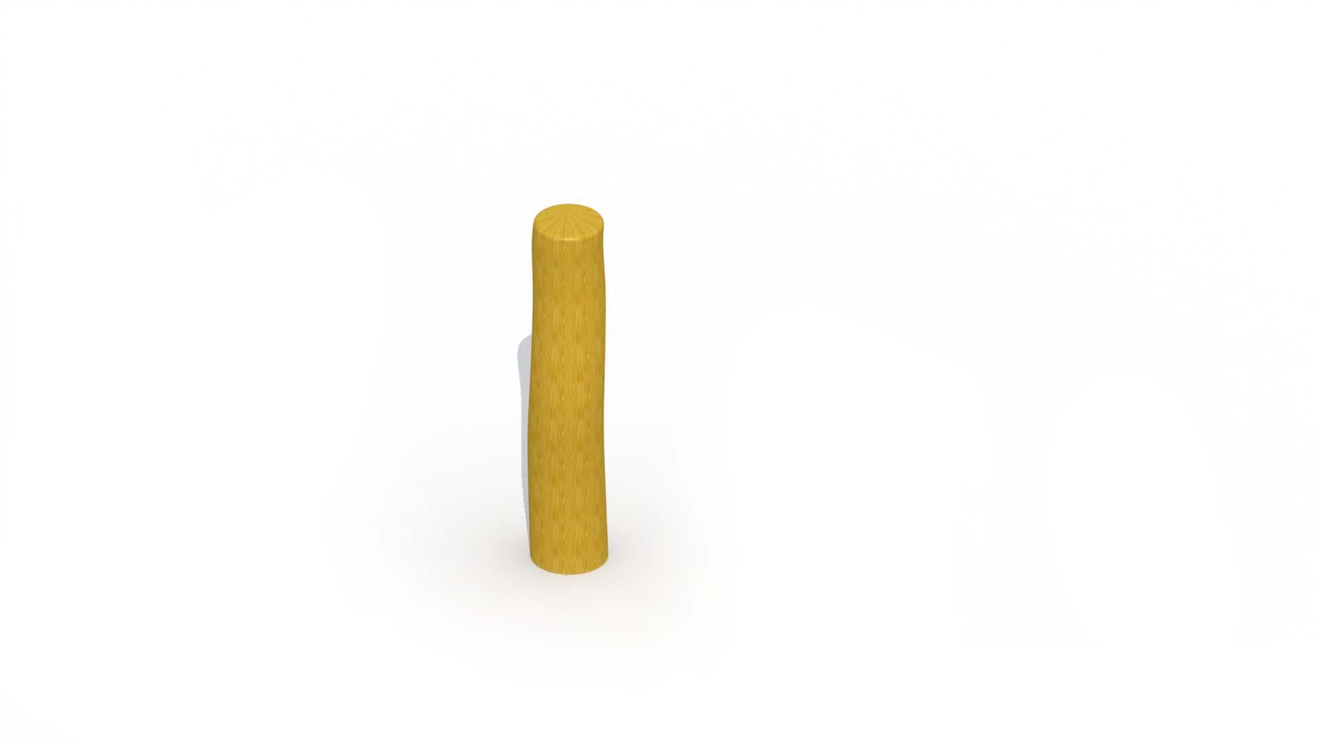 Losse robinia palen 80cm