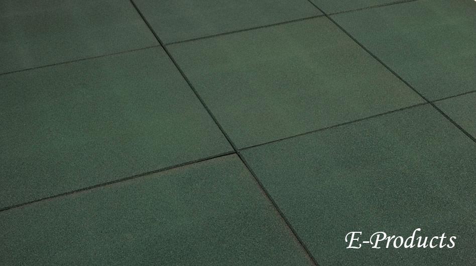 <BIG><B>rubber tegels groen</B></BIG>