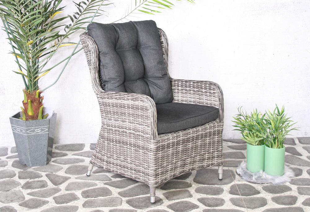 <BIG><B>Inora wicker fauteuil</B></BIG>