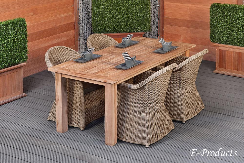 <BIG><B>Table moderne (180 x 90 cm)</B></BIG>