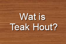 wat is teak hout?