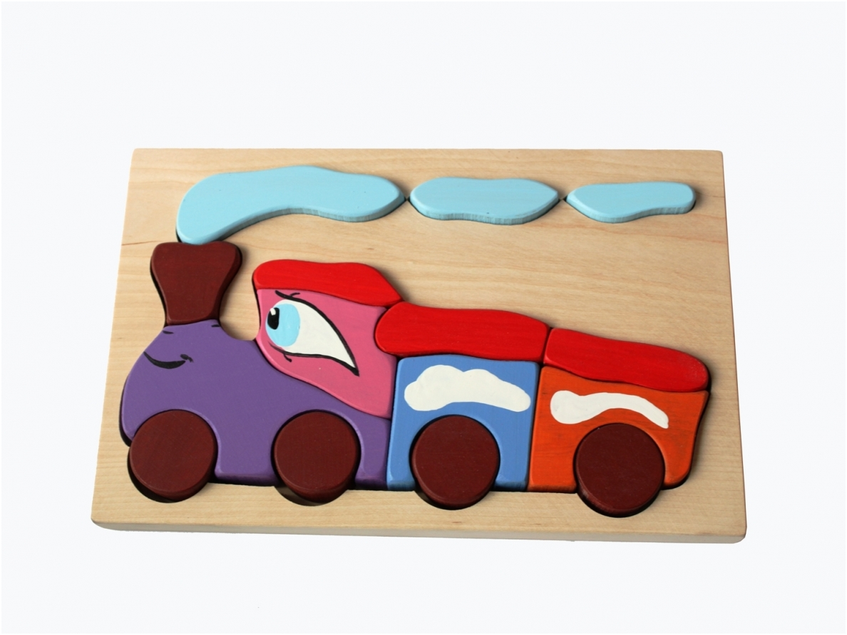Trein-puzzel