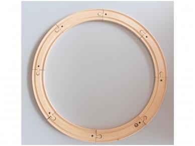 Treinsporen Cirkel