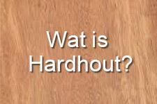 wat is hardhout?